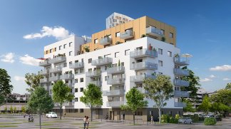 Programme immobilier neuf Impul's Rennes