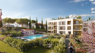 Pinel programme 447 Jardin Secret Antibes