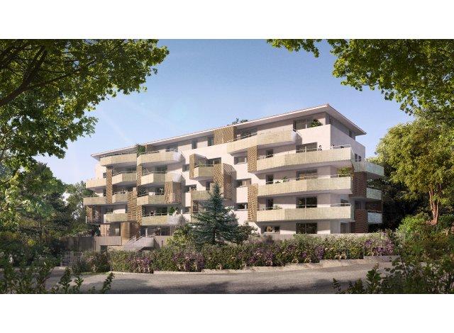 Programme immobilier loi Pinel Inua à Voiron