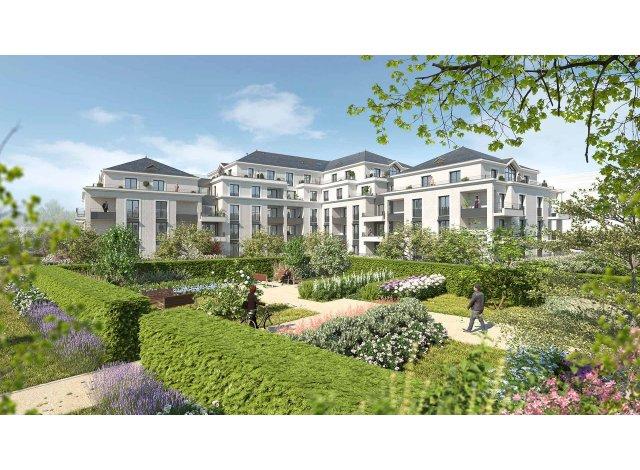 Programme immobilier loi Pinel Parc Royal à Saint-Cyr-sur-Loire