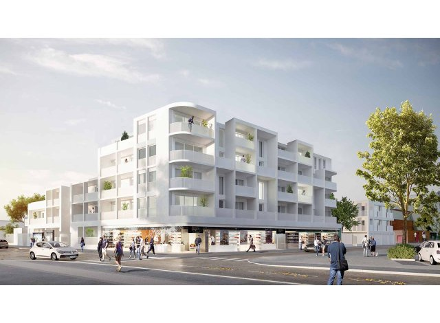 Programme immobilier neuf Cap Large à Dunkerque