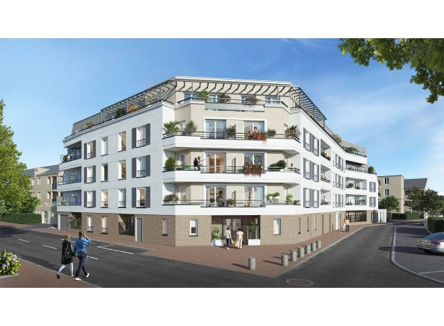 Programme immobilier loi Pinel Le Chailly à Chilly-Mazarin