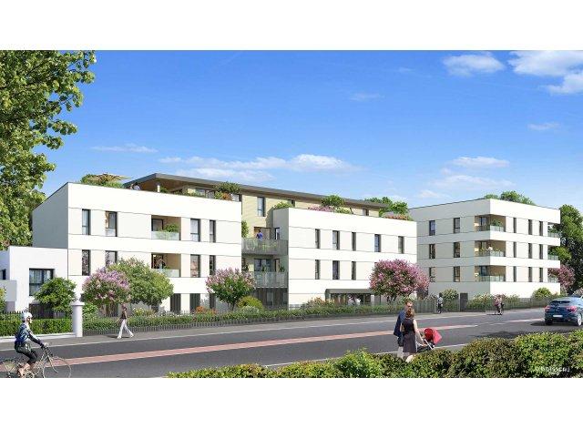 Programme immobilier loi Pinel Arborescence à Villenave-d'Ornon