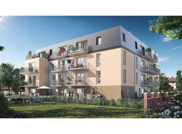 Éco habitat éco-habitat Le 560' à Déville-lès-Rouen
