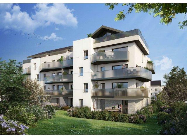 Programme immobilier neuf Signature à Divonne-les-Bains