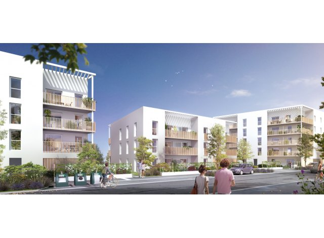 Programme immobilier neuf Preface Angers