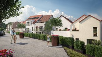 Programme immobilier neuf Domaine des Ormes Coupvray