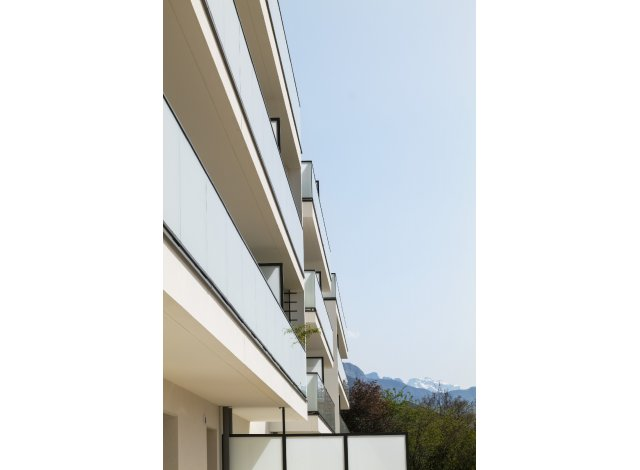 Projet éco construction Annecy