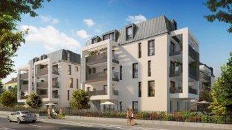 Investir programme neuf Le Clos Marlioz Aix-les-Bains