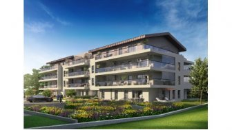 Programme immobilier neuf Jardin Cardinal Annecy