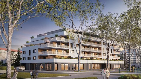 Programme immobilier loi Pinel Jardin Olga à Annecy