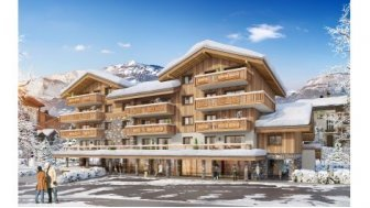 Programme immobilier neuf Chalet Eline Arâches-la-Frasse