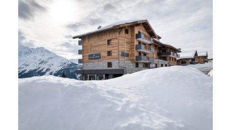 Éco habitat éco-habitat Alpen Lodge à La Rosière