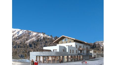Programme immobilier neuf Residence Akina à Lanslebourg-Mont-Cenis