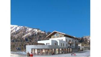 Eco habitat programme Residence Akina Lanslebourg-Mont-Cenis