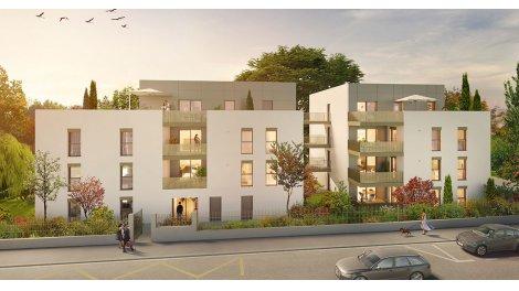 Programme immobilier neuf éco-habitat L'Emblème à Sainte-Foy-lès-Lyon