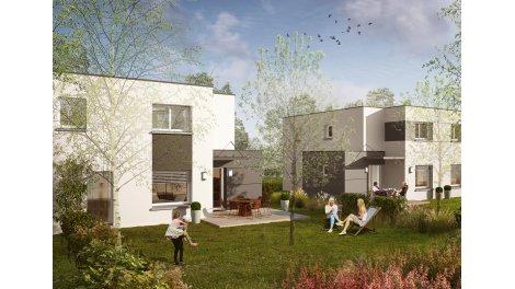 Éco habitat éco-habitat Les Villas des Torcols à Besançon