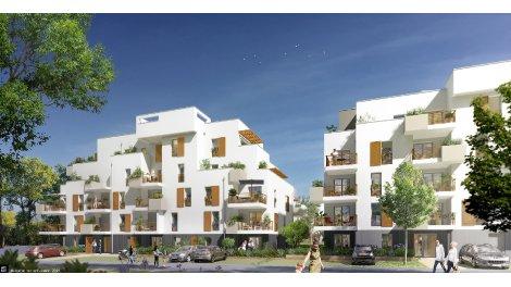 Programme immobilier loi Pinel Résicence Mozaik à Chambray-lès-Tours