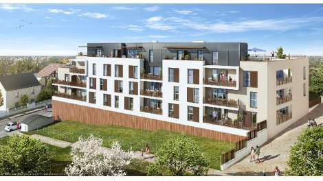 Programme immobilier neuf New Urban