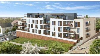 Eco habitat programme New Urban Joué-lès-Tours
