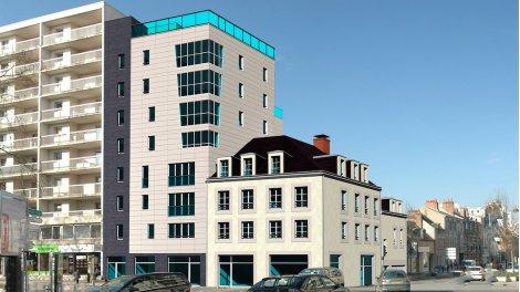 Appartement neuf Le Saint Jean éco-habitat à Orléans