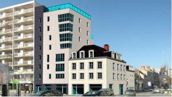 Appartements neufs Le Saint Jean éco-habitat à Orléans