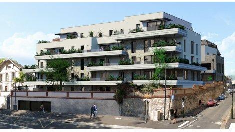 Eco habitat programme Loir'Idyl Orléans