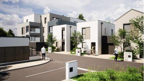 Programme immobilier loi Pinel Côte Loire à Orléans