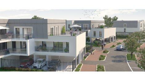 Écohabitat immobilier neuf éco-habitat Les Jardins des Lys