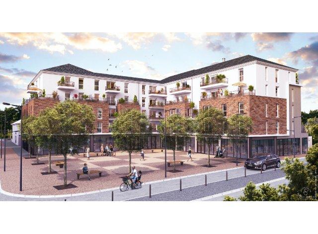 Programme immobilier loi Pinel Grand Place à Saran