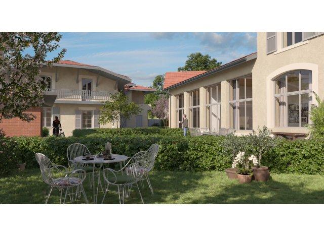 Programme immobilier loi Pinel Villa Serena à Écully