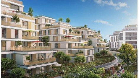immobilier basse consommation à Issy-les-Moulineaux