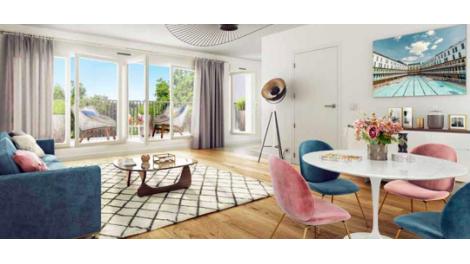 Programme immobilier loi Pinel 11 rue des Peupliers à Issy-les-Moulineaux