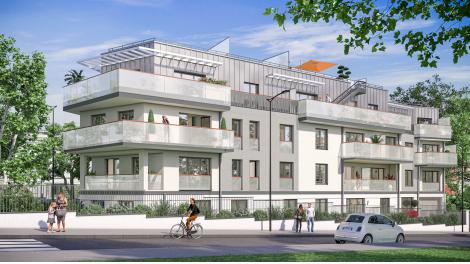 Programme immobilier loi Pinel Le 15 à Issy-les-Moulineaux