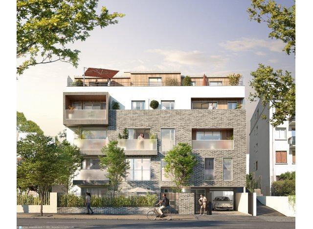 Programme immobilier loi Pinel Le 138 à Issy-les-Moulineaux