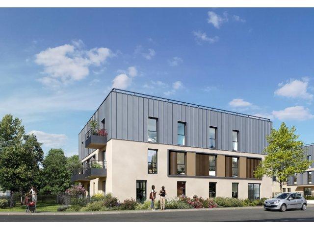 Programme immobilier loi Pinel Naturellement Ballain à Ballainvilliers