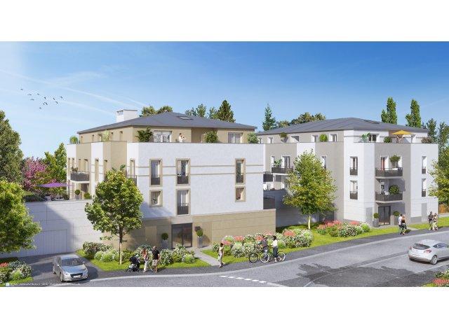 Programme immobilier loi Pinel Les Terrasses de Breuillet à Breuillet