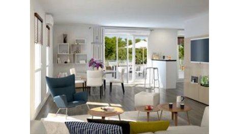 Programme immobilier loi Pinel Le Clos du Bois à Les Mureaux