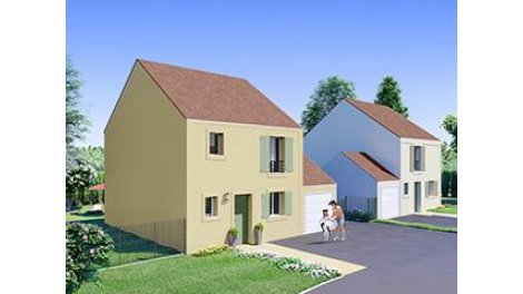 Appartement neuf Le Clos du Bois éco-habitat à Les-Mureaux