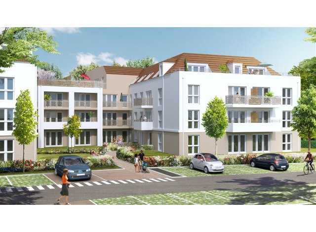 Programme immobilier loi Pinel Carré Nature à Linas