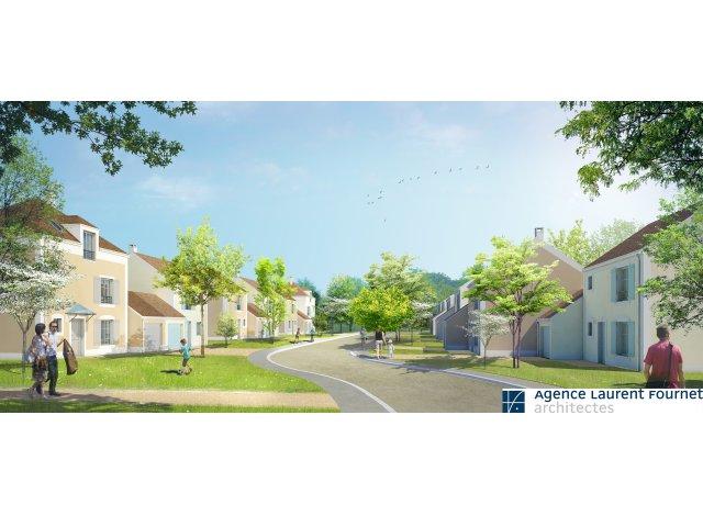 immobilier ecologique à Villevaude