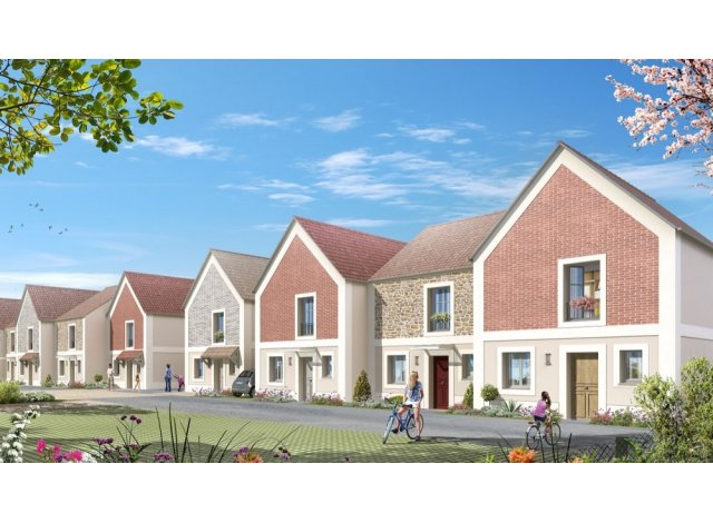 Programme immobilier loi Pinel Aquarelle a Montgeron à Montgeron