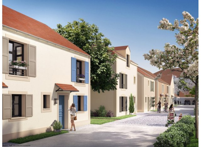 Programme immobilier neuf Privilege a Ormoy à Ormoy