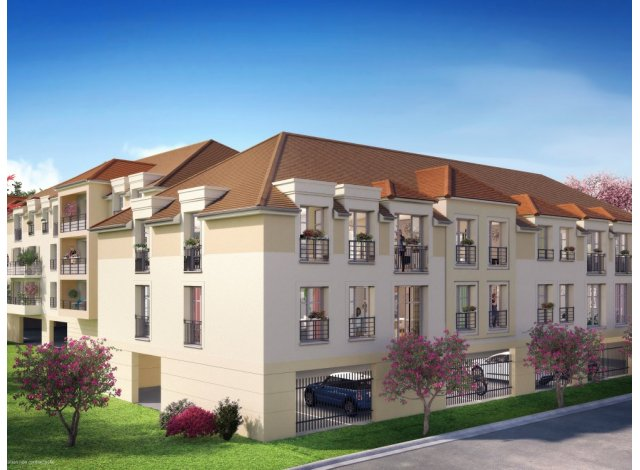 Programme immobilier loi Pinel Privilege a Ormoy à Ormoy
