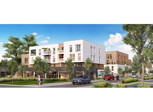 Éco habitat neuf à Roissy-en-Brie