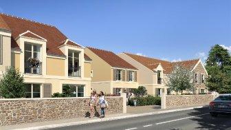 Eco habitat programme Cottages Magny-les-Hameaux