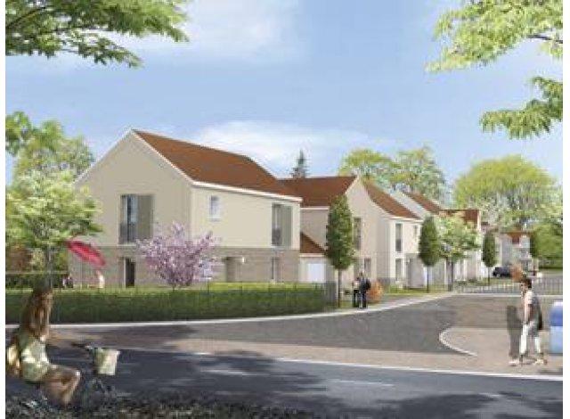 Programme immobilier neuf Le Clos du Parc Porcheville