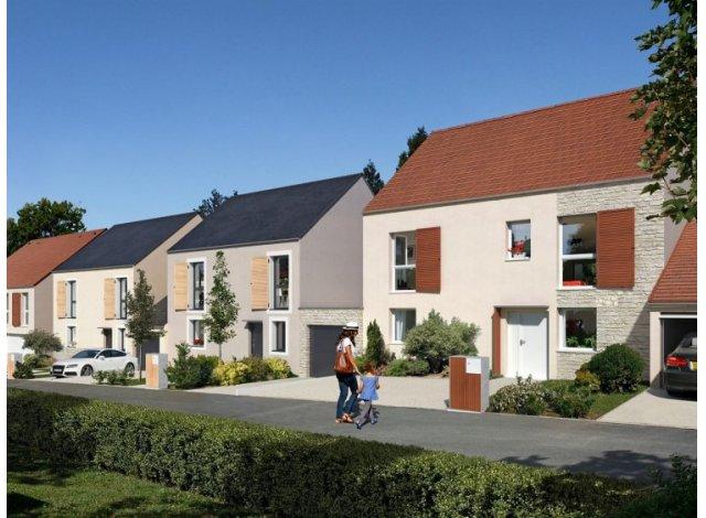 Éco habitat neuf à Guyancourt