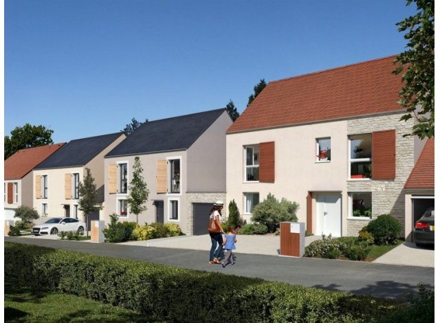 Maisons neuves Evidence a Guyancourt éco-habitat à Guyancourt