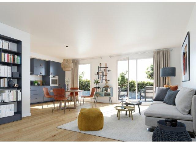 Appartements et maisons neuves Ôsmoz à Othis
